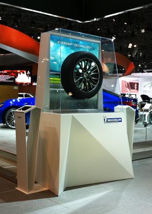Michelin – Lexus NY Auto Show